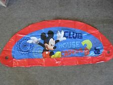 """Micky Mouse """"Club House Capers"""" Blow Up Multipurpose Toy, 48""""X19"""""""