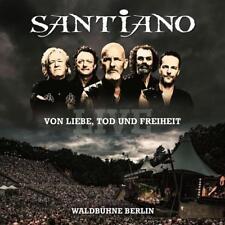 Santiano - Von Liebe, Tod und Freiheit LIVE (2 CDs)