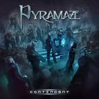 PYRAMAZE - Contingent (NEW*PROG/POWER METAL*M.LEFAY*I.EARTH*A.GATE*T.MOROSE)