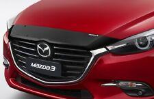 New Genuine Mazda 3 BN Smoke Bonnet Protector Mazda3 2016 - 2018 BN11ACBP