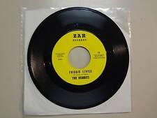 "HOBBITS: Frodo Lives 2:09-Jolly Good Fellow 2:27-U.S. 7"" 1967 ZAR Records 25"
