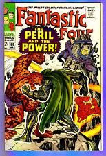 FANTASTIC FOUR # 60 - Marvel 1967 (fn+)
