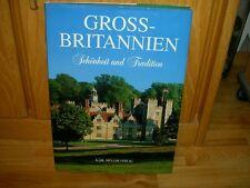 Gross-Britannien Schönheit und Tradition