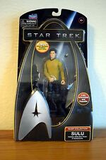 Star Trek Warp Collection Sulu Action Figure - Playmates Toys -  New