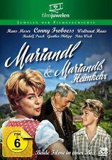 "2 DVDs * MARIANDL & MARIANDLS HIEMKEHR - CONNY FROBOESS  FILMJUWELEN # NEU OVP """