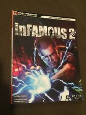 BradyGames inFamous 2 Official Strategy Video Game Guide Signature Series PS3