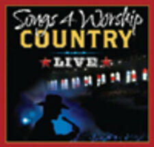 Various Artists : Songs 4 Worship: Country - Live at the Ryman CD (2009)