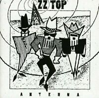 ZZ Top - Antenna [CD]