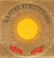 """13th FLOOR ELEVATORS """"EASTER EVERYWHERE"""" ORIG US 1967 PSYCH"""