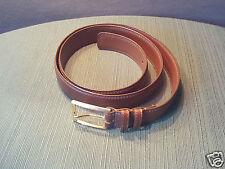 """Aniline 38/95 Cowhide 42"""" Women's Belt"""