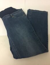 Moda Mothercare Maternity Jeans Size 12 Under Bump Straight Leg New With Tags