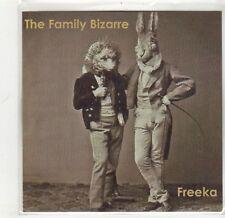 (GF671) The Family Bizarre, Freeka - 2013 DJ CD
