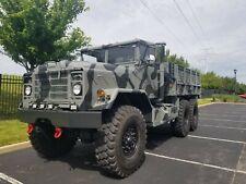 5 Ton Harsco / Bmy 1989 Military Truck