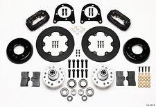 """Ford F1,F2,F3,F4,Anglia Wilwood Dynalite Front DragRace Brake Kit,10.75"""" Rotors"""
