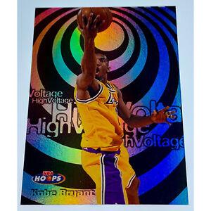 1997-98 SkyBox NBA Hoops KOBE BRYANT #1 High Voltage Insert NM-MT+ Lakers HOF!!!