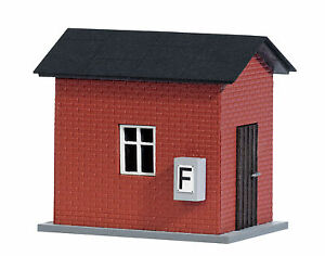 Busch 1429 Train Groundskeepers Shed H0 # New Original Packaging #