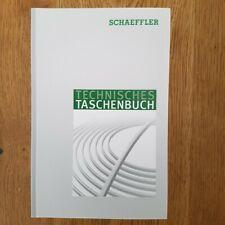 Schaeffler Technisches Taschenbuch Auflage 2017 Tabellenbuch Maschinenbau NEU
