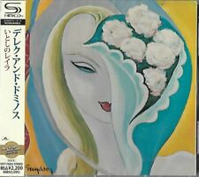 DEREK & THE DOMINOS LAYLA AND OTHER ASSORTED LOVE SONGS 2011 JAPAN RMST SHM CD
