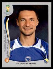 Panini World Cup 2014 (Swiss Platinum Version) Sejad Salihovic BiH #445