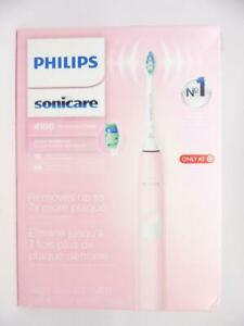 Philips Sonicare Protective Clean 4100 Electric Toothbrush Pink *Excellent, Used