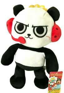 "12"" Ryan's World Combo Panda Plush Stuffed Figure Toy Gift Ryans Boys Girls Kids"