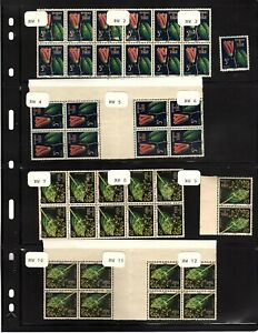 Togo STAMP COLLECTION  MNH/mh/ Used 696 STAMPS Stock Album DUPLICATES (MB18