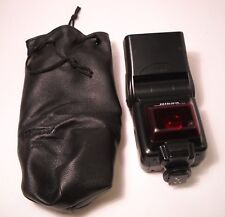 Nikon Speedlight SB-24 Shoe Mount Flash with SS-24 Pouch, Instructions (C10)