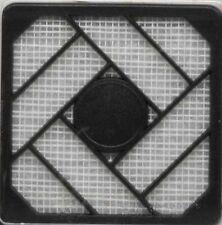 Filtro Antipolvere Ventola 80 x 80 mm Intelaiato in Plastica 8x8 80MM FAN