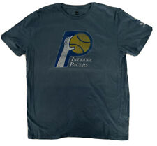 Indiana Pacers Adidas T-Shirt Men's Large