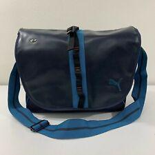 Mini Cooper Shoulder Bag By Puma Polyester Messenger Strap Laptop Carrying Case