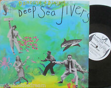 "THE DEEP SEA DIVERS ~ Dancing & Diving ~ 12"" Single PS"