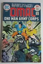 DC. Comics, Omac The One Man Army  # 6  Photos Show  Great Condition