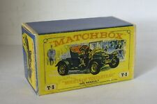 Repro Box Matchbox MOY Nr.02 1911 Renault 2-Seater