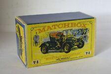 Repro Box Matchbox MOY Nr.02 1911 Renault 2-Seater