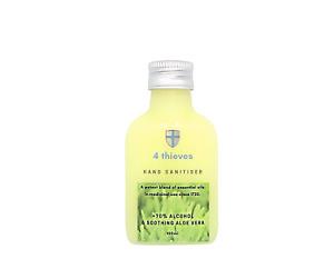 Four Thieves Essential Oil Antiviral Antibacterial Alcohol Cream Gel