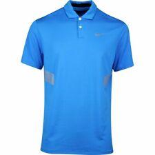 New Mens Nike Dri-Fit Golf Polo X-Large XL Blue AV4182-406