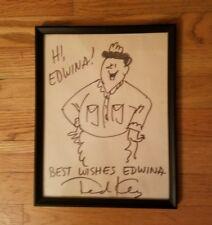 Original TED KEY EDWINA Sketch Signed