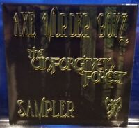 Axe Murder Boyz - The Unforgiven Forest CD Sampler AMB insane clown posse 2004