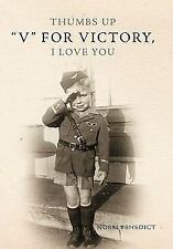 Thumbs Up V for Victory, I Love You: V for Victory, I Love You (Paperback or Sof