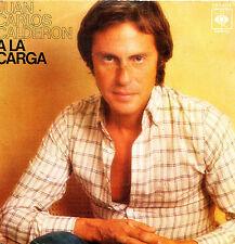 JUAN CARLOS CALDERON - A LA CARGA + FUGA Nº 2 SINGLE VINYL SPAIN 1976 EXCELLENT