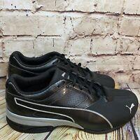 Puma Tazon 6 Mens Black Running Shoes Size 10.5