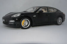 1/18 Norev 2009 Porsche Panamera 4S Black HQ **Updated Pics**