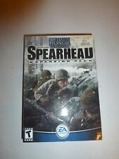 Medal of Honor Allied Assault Spearhead Expansion Pack,PC Game B238