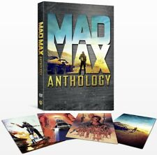 MAD MAX ANTHOLOGY (1979-2015) ROAD WARRIOR+BEYOND THUNDERDOME+FURY ROAD - DVD UK
