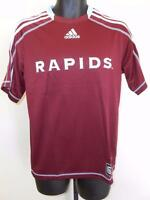 NEW MLS Colorado Rapids Adult Mens Sizes S-M-L-XL-2XL Adidas Climalite Jersey