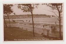 Rppc,West Cowes,Isle of Wight,U.K.View of Mouth of the Medina from E.Cowes,c.'09