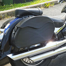 Moto in pelle Bisacce Borse Yamaha XVS 1100 Dragstar XVS950 XVS1300