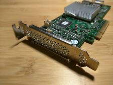 NUOVO Dell PowerEdge H310 8 porte SAS/SATA/SSD RAID Controller PCIe PCI-E 3P0R3 HH
