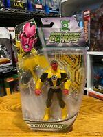 Total Heroes Action Figure Green Lantern Corps Sinestro DC Comics Mattel