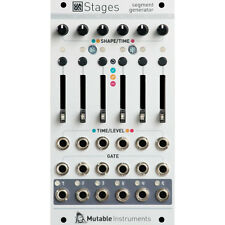 Mutable Instruments Stages - Envelope Generator LFO Sequencer - NEW - Eurorack